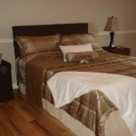 corrugated bedroom
