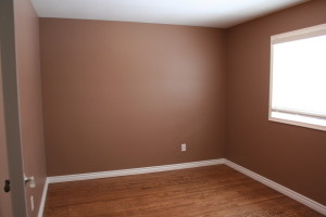 vacant home staging - kids bedroom before
