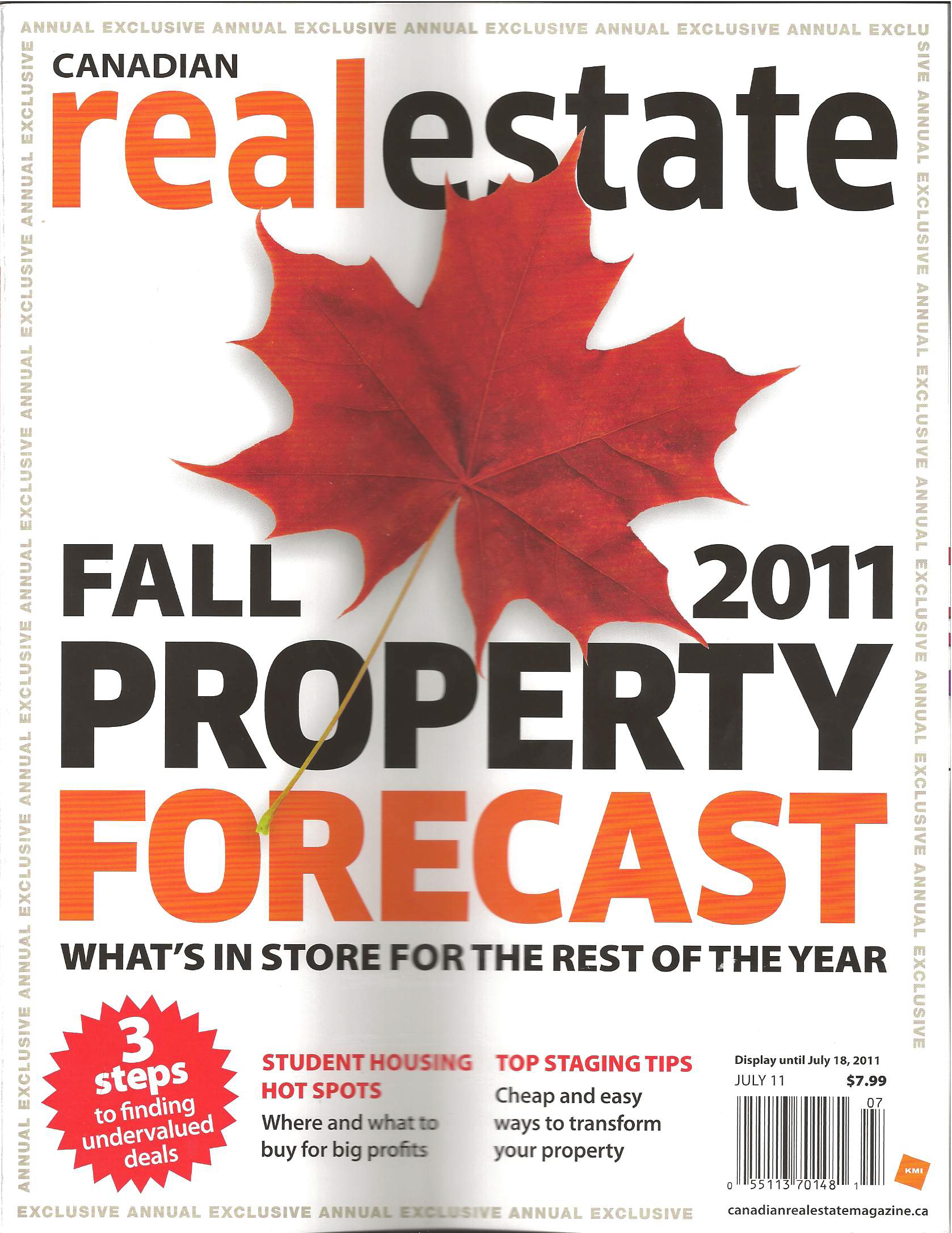 Canadian Real Estate Magazine features SuiteDesign